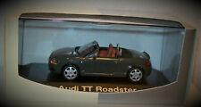PKW-Modell Audi TT Roadster, grün in OVP, Minichamps 1:43, Nr. 00942.002 (178)
