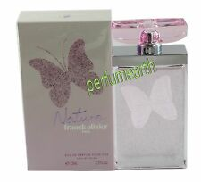 Nature by Franck Olivier 2.5 oz Eau De Parfum Spray for Women New In Box