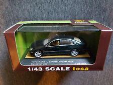 Tosa 1:43 Toyota Aristo GS300 walnut package dark green mica Diecast