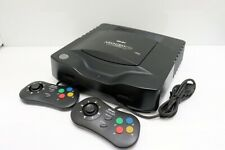 NEO GEO CD Console System w/Box, 2 Controllers, Manual, Adapter SNK NEOGEO CD-T0