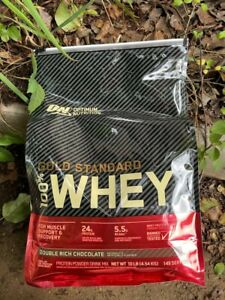 Whey Protein Isolates Double Rich Chocolate ---- 10lbs