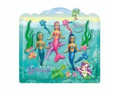 3930 MAGICAL DOLLS FISH SHELL DISNEY SEAHORSE STAR MERMAID PRINCESS PLAY SET