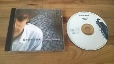 CD Rock David Sick - Industrial Blues (13 Song) ACOUSTIC MUSIC
