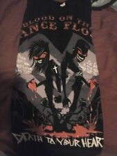 botdf death to your heart shirt size L