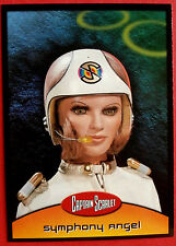 CAPTAIN SCARLET - Card #27 - Symphony Angel - Cards Inc. 2001