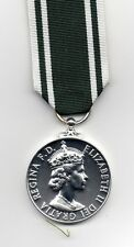 AMBULANCE ( EMERGENCY DUTIES) LONG SERVICE MEDAL. E.II.R. FULL-SIZE REPLACEMENT