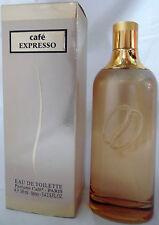 CAFE EXPRESSO 3.4 OZ / 100 ML EAU DE TOILETTE SPRAY WOMAN PARFUMS CAFE-PARIS