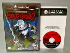 Blood Omen 2 Legacy of Kain - Nintendo GameCube Tested / Working Rare  Game CIB