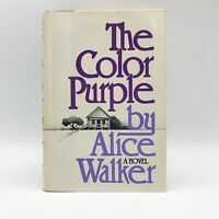 FIRST EDITION/first Printing - The Color Purple by Alice Walker