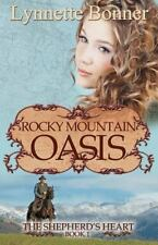 Rocky Mountain Oasis: The Shepherd's Heart, Book 1-ExLibrary