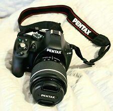 Pentax K-50 16MP Digital SLR Camera Kit with DA L 18-55mm WR f3.5-5.6 Lens (Blac
