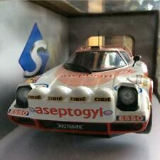 MODEL CAR LANCIA STRATOS MONTE CARLO 1977 RARE COLLECTIBLE 1/18