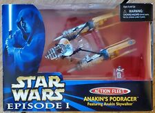 Star Wars Episode I Action Fleet ANAKIN'S POD RACER NIB