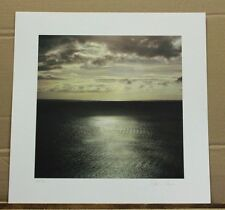 Steel & Silver III by Peter J Fellows Limited Edition Giclee Seascape
