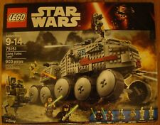 LEGO Star Wars Clone Turbo Tank (75151) NEW SEALED 903 pieces