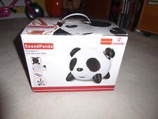 NEUVE Enceinte panda pour Ipod NOVODIO