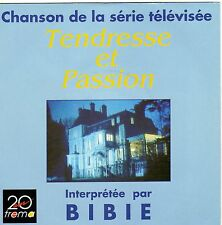 TV OST TENDRESSE ET PASSION BIBIE FRENCH 45 SINGLE