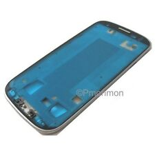 Mid Chassis Housing Frame Bezel Silver for Tmobile Samsung Galaxy S3 III t999