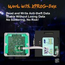 X-PROG ECU Programmer XPROG-M V5.84 + 8Pin Adapter BMW FEM-BDC 95128/95256 Chip