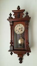 Antique German Wall clock Junghans