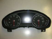 Audi a8 4h l fis High plus AMF + velocímetro cluster combi instrumento 4h0920830 t128