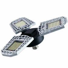 LED Garage Light 100W Deformable Warehouse Lighting 10000LM E27 Ceiling Lamp AE
