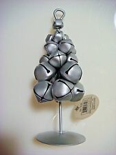 New with tags - Silver Bell Christmas Tree Decoration (B504)