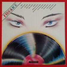FIRE and ICE  LP Vinyl VG++ Cover VG++ Warner OP 1525 Diana Ross Donna Summer