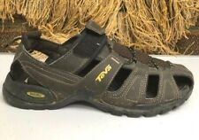 Teva Forebay 1001116 Fisherman Brown Sandals Sport Hiking Men's Size 9