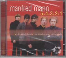 "Manfred Mann ""54321"" NEW & SEALED CD *Original Recordings* 1st Class Post UK"
