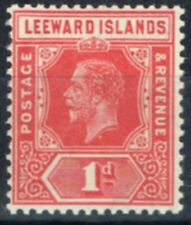 Lightly Hinged George V (1910-1936) Leeward Islands Stamps