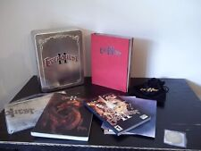 EverQuest II: Collector's Edition 4 set DVD PC 2004 Collectors Tin+Limited Coin