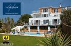 Luxury Devon Holiday Penthouse Sea views + Hot tub + Pool