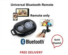 Wireless Bluetooth Remote Shutter Button For Selfie Stick Monopod iPhone Samsung