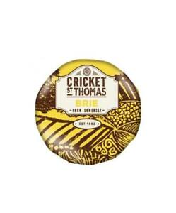 Cricket St. Thomas Brie cheese approx 1kg