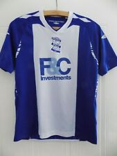Birmingham City FC 2007 2008 Home Jersey Soccer Football Shirt Umbro Top Size