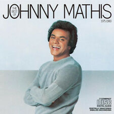 THE BEST OF JOHNNY MATHIS 1975 - 1980 CD w/ DENIECE WILLIAMS