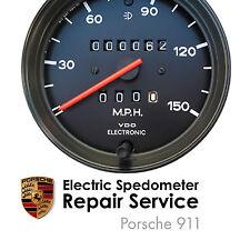 Porsche 911, 993, 964, 980, 944 928 - VDO Electronic Speedometer Repair service