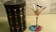 Lolita Shopaholic ,Too Martini Glass New