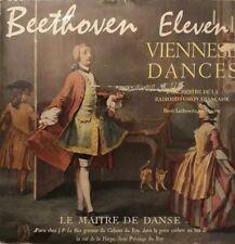"""Beethoven-Eleven Viennese Dances 7"""" Single EP.1963 ARC 32.L'orchestre Francaise."""