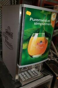 Machine fruits pressés Andros