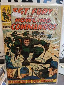Sgt. Fury (1963) #32