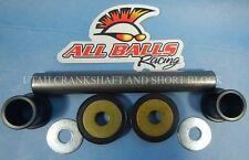 NEW SUZUKI UPPER A-ARM BEARING KIT ALL BALLS RACING 05-10 2005-2010 KING QUAD