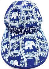 VINTAGE ELEPHANT MEN WOMEN CAP ADJUSTABLE HAT /OUTDOOR SPORTS/WALK/RUN