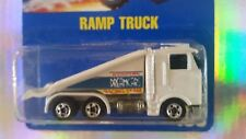 RARE~RAMP TRUCK ~BLUE CARD-#108 -HOT WHEELS-ORIGINAL-VHTF-COLLECTORS