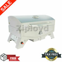 Portable Propane Gas Grill Stainless Steel Barbecue Outdoor Camp Backyard BBQ