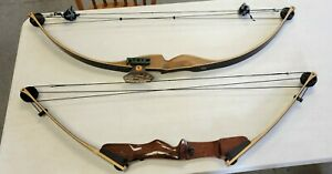 Browning Compound Bow Lot Deluxe Nomand & Cobra
