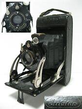 Vintage Voigtlander Jubilar folding camera Anastigmat Voigtar 1:9 Braunschweig