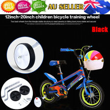 """UNIVERSAL TRAINING WHEELS FOR KIDS CHILDS BICYCLE FITS 12""""-20"""" BIKES TOP QUALITY"""