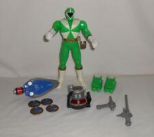 '99 Bandai Saban's Power Rangers Lightspeed Rescue Green Infralight Power Ranger